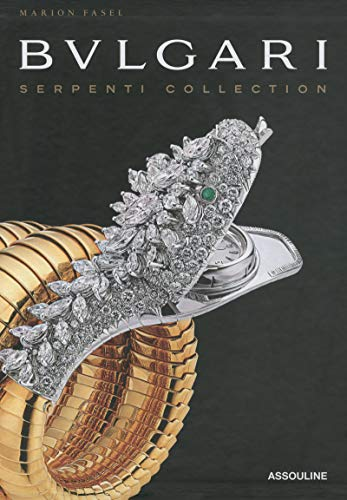 Bulgari Serpenti collection par Marion Fasel
