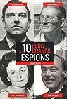 Les 10 plus grands espions par McCoy