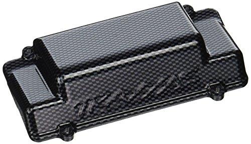 Traxxas 5515G Bumper Hinten EXO-Carbon Finish Jato Akku Box Cover Modell Kfz-Teile