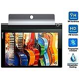 IVSO Pellicola Protettiva Schermo in Vetro Temperato per Lenovo Yoga tab 3 10.1-Inch Tablet ...
