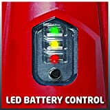 Einhell Akku Knick Schrauber TC-SD 3,6 Li (Lithium Ionen, 3,6 V, 1,3 Ah, 3 Nm, LED-Licht, LED-Batterieanzeige, inkl. 6 Bits und Ladegerät) - 6