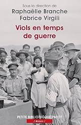 Viols en temps de guerre
