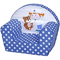 Preisvergleich für Knorrtoys 68325 - Kindersessel Teddy Doc