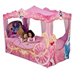 Worlds Apart Disney Princess Light Up Carriage Canopy