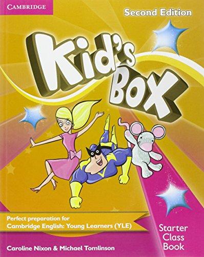 Kid's box. Starter. Class book. Per la Scuola elementare. Con CD-ROM. Con e-book. Con espansione online