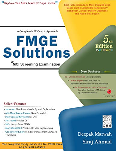 FMGE Solutions for MCI Screening Examination