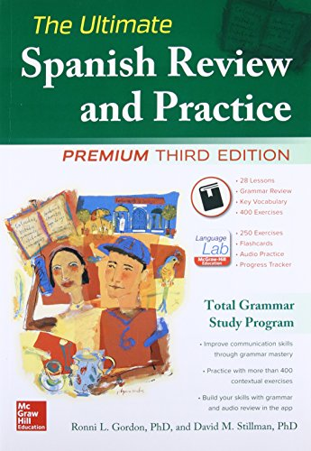 PDF] Download The Ultimate Spanish Review and Practice, 3rd