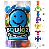 """Folkmanis 50017 """"Squigz"""" Toy (Pack of 24)"""