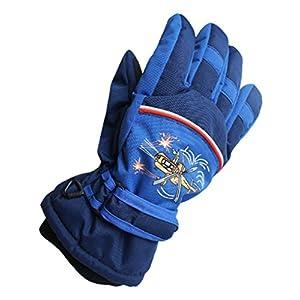 Ski wasserdichte Kinder Handschuhe Winter Warm Outdoor Riding Verdickung Handschuhe
