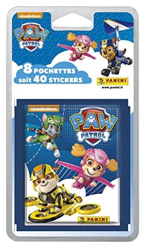 Panini 2318-038 Pat Patrouille 3 Blister 8 Pochettes