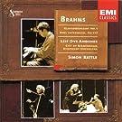 Brahms - Piano Concerto No. 1/Drei Intermezzi Op. 117
