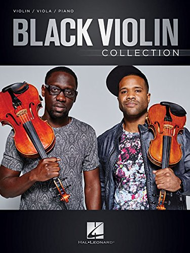 BLACK VIOLIN COLLECTION VIOLIN/VIOLA/PIANO SCORE/PARTS