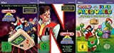 Captain N: Der Game Master - Staffel 1+2 + Captain N and the new Super Mario World (6 DVDs)