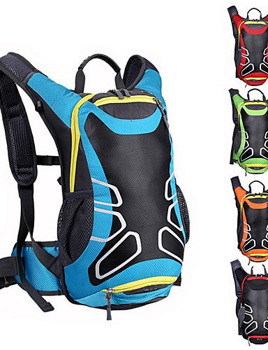 ZQ 15 L Tourenrucksäcke/Rucksack / Radfahren Rucksack / Travel Duffel / RucksackCamping & Wandern / Klettern / Basketball / Radsport / Blue