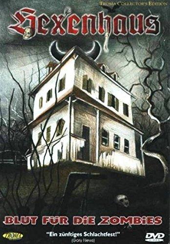 Hexenhaus - Blut für die Zombies (Troma Collector's Edition)