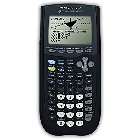 Texas Instruments TI 82 Advanced Calculatrice Graphique