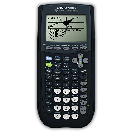 Texas Instruments TI 82 Advanced Calculatrice Graphique