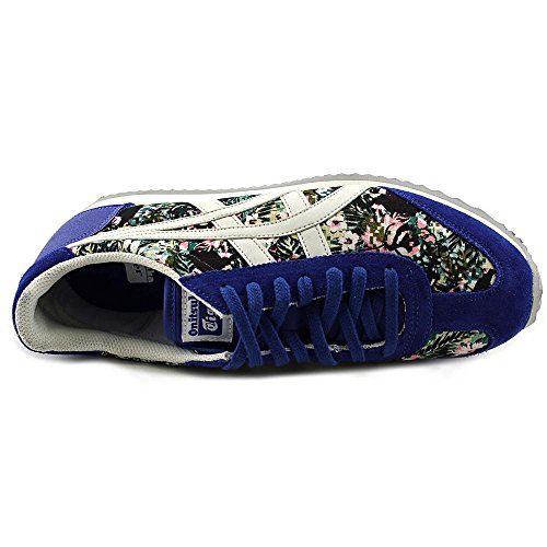 Onitsuka Tiger by Asics Nowartt California 78 Daim Baskets Monaco Blue-Slight White