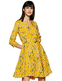 9f0d83e02f17 Yellows Women's Dresses: Buy Yellows Women's Dresses online at best ...