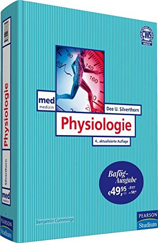 Physiologie - Bafög-Ausgabe (Pearson Studium - Medizin)