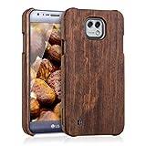kwmobile Holz Hülle für LG X Cam Case Rosenholz - Handy