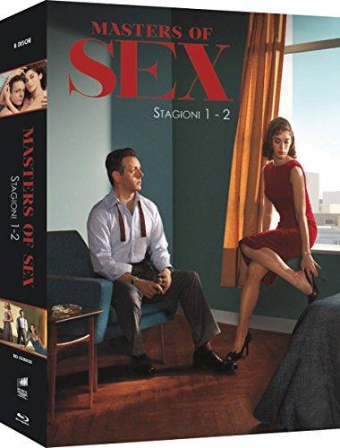 Master Of Sex - Stagioni 1 e 2 (Boxset) (8 Blu-Ray)