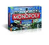 Winning Moves 42648 - Monopoly Solingen, Geschicklichkeitsspiel
