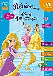 Révise avec les Princesses Du CP au CE1 - Cahier de vacances