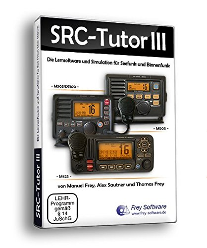 SRC - Tutor III - Die Lernsoftware und Simulation für SRC und UBI