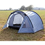 Includes Free Storage Bag Sleeps up to 4 People Lightweight Fibreglass Poles and Sewn-in Groundsheet Portal Outdoor Festival Sierra 4 Tent