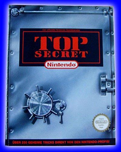 Top Secret. Der offizielle Nintendo-Spieleberater.
