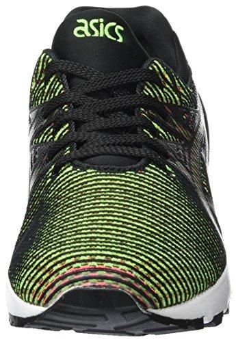 Asics - Hn6d0, Chaussures De Sport Unisexe - Vert Adulte (vert Gecko / Goyave)