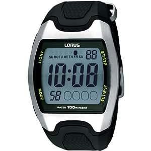 Lorus Gents Digital Watch R2335EX9