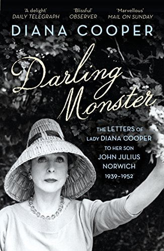 Darling Monster: The Letters Of Lady Diana Cooper por Diana Cooper