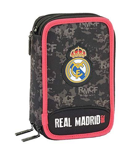 Estuches Multicolor Real Madrid