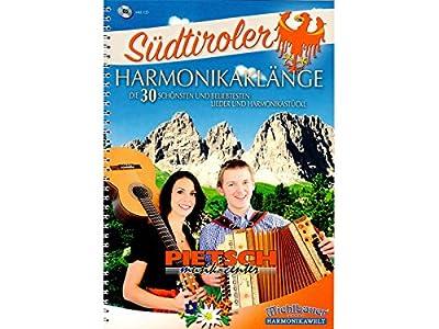 Michlbauer Harmonikawelt, Südtiroler Harmonikaklänge, incl. CD
