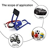 #3: Density Collection Foot Pump New Imported Air Foot Pump For Car, Bike Bicycle