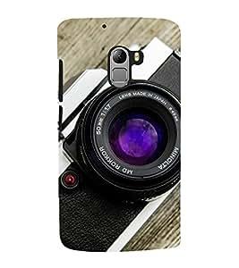StudioArtz Camstudio Slim Fit Shock Proof Hard Polycarbonate Unique Matte Finish Printed Designer Mobile Phone Back Cover Case For Lenovo Vibe K4 Note, Lenovo K4 Note A7010, Lenovo A48, Lenovo K4 Note