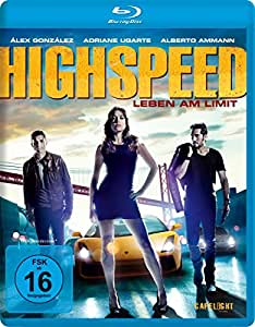 Highspeed - Leben am Limit [Blu-ray]
