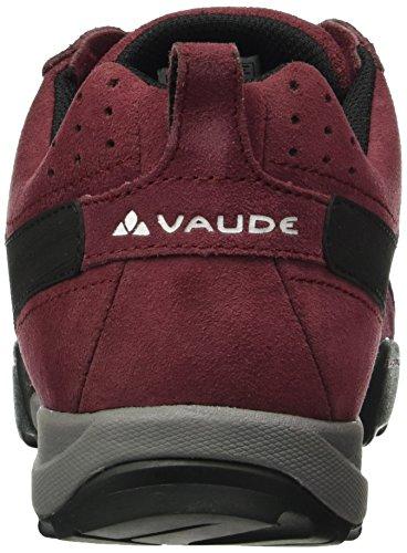 VAUDE Leva, Chaussures Multisport Outdoor Homme Rouge (Claret Red 237)