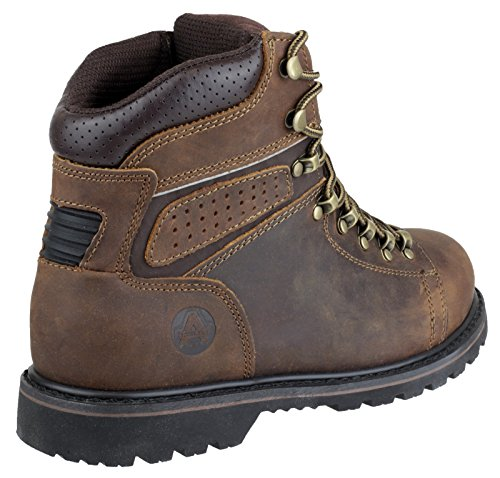 Amblers Safety, Stivali uomo Browns (Browns)