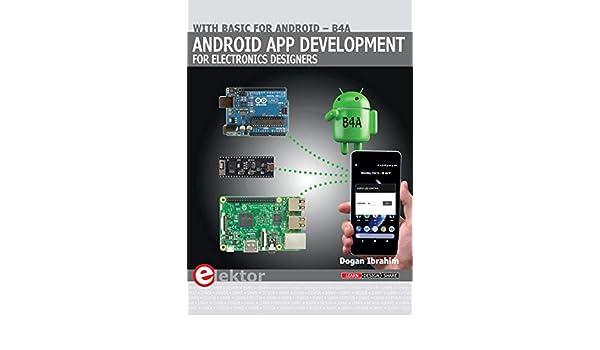 Android App Development for Electronics Designers: Amazon co