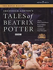 Lanchbery: Tales of Beatrix Potter [DVD] [2010] [NTSC]