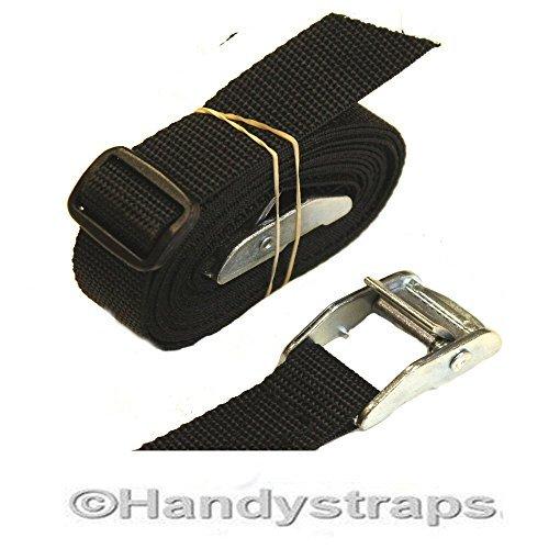 2-x-25mm-15-meter-med-luggage-trailer-tie-down-cam-buckles-car-roof-rack-straps-black