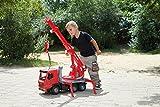 Lena 02175 - Starke Riesen Feuerwehr Kranwagen Mercedes Benz Arocs, rot, ca. 70 cm, Kranauto mit 3 Achsen, großes Spielfahrzeug für Kinder ab 3 Jahre, robuster Feuerwehrkran mit Seilwinde bis 1,05 m für Lena 02175 - Starke Riesen Feuerwehr Kranwagen Mercedes Benz Arocs, rot, ca. 70 cm, Kranauto mit 3 Achsen, großes Spielfahrzeug für Kinder ab 3 Jahre, robuster Feuerwehrkran mit Seilwinde bis 1,05 m