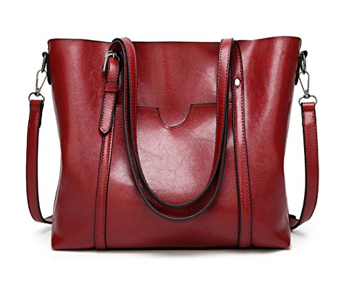 Delle Borsa Donna Borsa Alta Qualità Panzexin Di Donne Pu Rossa Grande Per Rossa Designer Lusso Borsa Borse A Tracolla Di Di Modo HzZHnxv