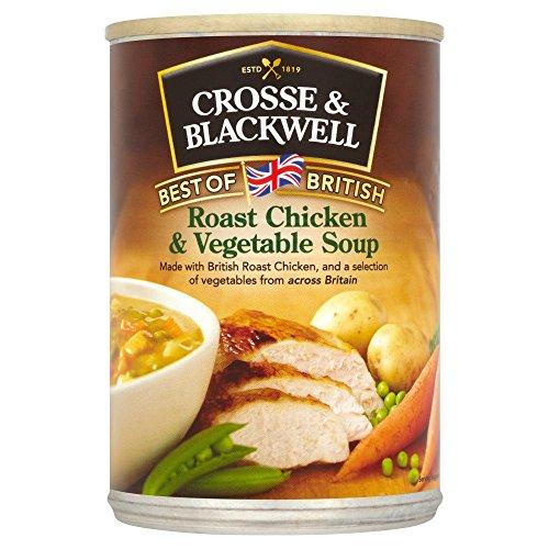 Chicken Cross (Cross & Blackwell Best of British Chicken & Gemüse (400g x 6 x 1 pack size))