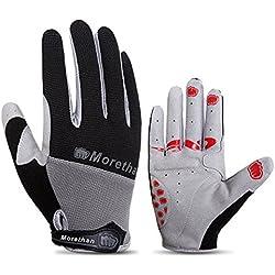 Thermo Handschuhe, ZAMAC Fahrradhandschuhe Winter Touchscreen Handschuhe, Think Warm Wasserdicht für Winter-Radfahren-Gartenarbeit, Erbauer, Mechaniker