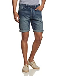 SELECTED HOMME Herren Shorts Cash 937 denim I