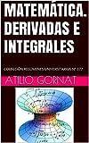 Image de MATEMÁTICA. DERIVADAS E INTEGRALES: COLECCIÓN RESÚMENES UNIVERSITARIOS Nº 377